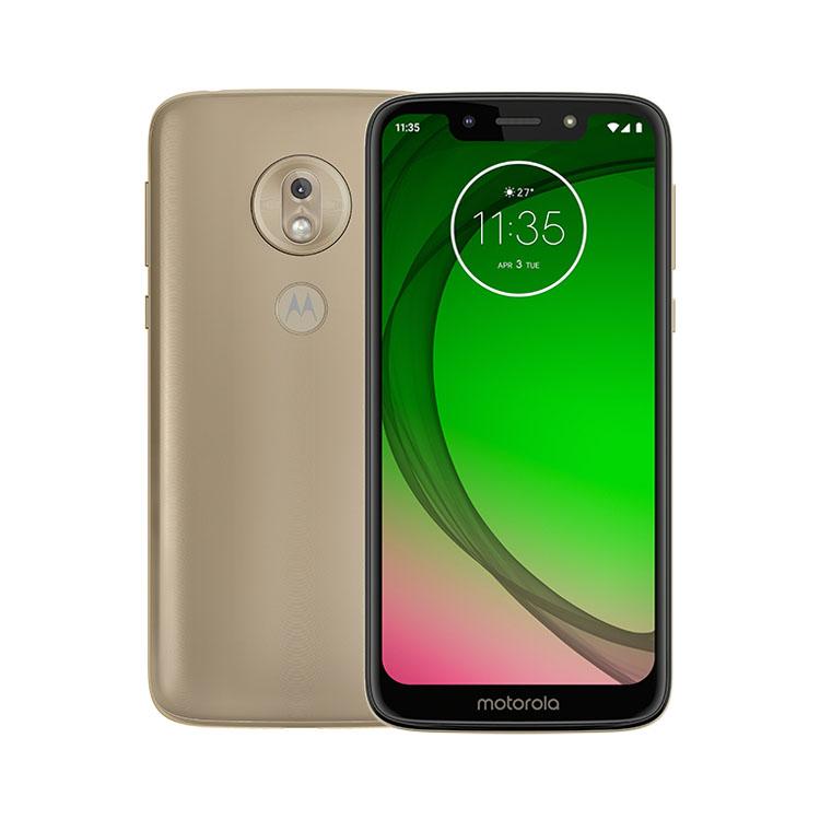 Motorola Moto G7 Play, Dual SIM, Gold - SK distribúcia