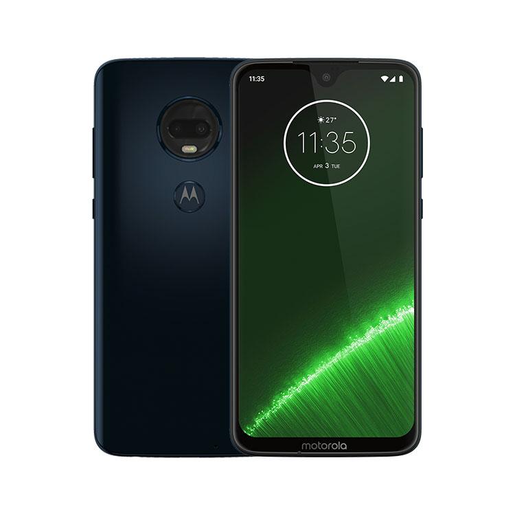 Motorola Moto G7 Plus, Dual SIM, Deep Indigo - SK distribúcia