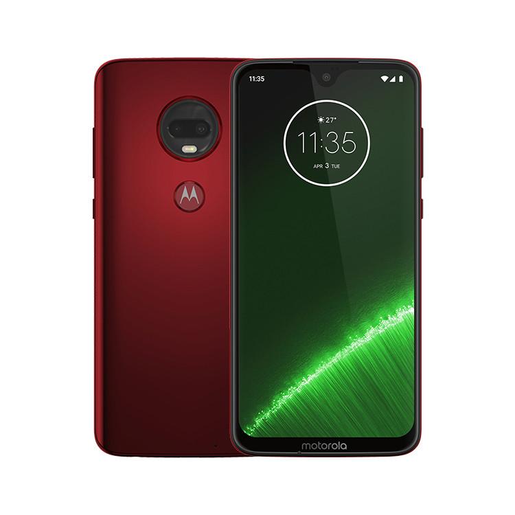 Motorola Moto G7 Plus, Dual SIM, Red - SK distribúcia