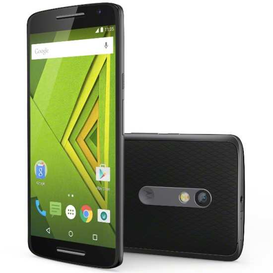 Motorola Moto X Play - XT1562, Black