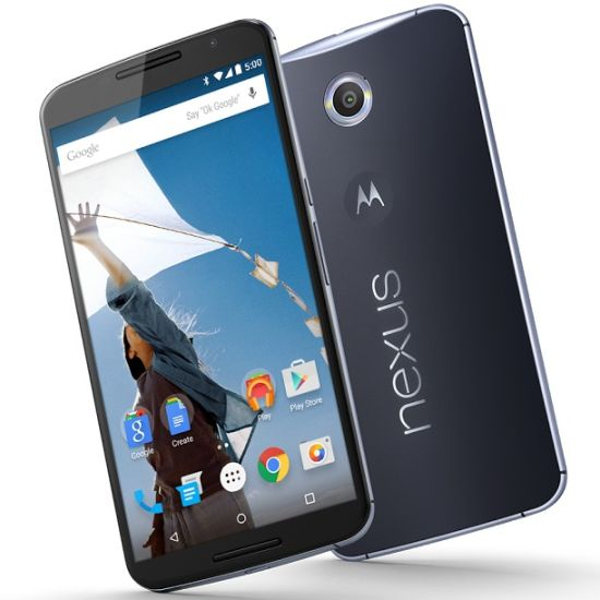 Motorola Nexus 6 - XT1100, Midnight Blue - SK distrib�cia