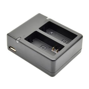 Nabíjačka AHDBT302 na 2 ks batérií pre kamery GoPro Hero 3/3+