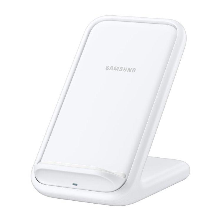 Nabíjačka bezdrôtová Samsung EP-N5200TW Fast Charge (20W) pre Samsung Galaxy Note 10 Plus a Note 10, White