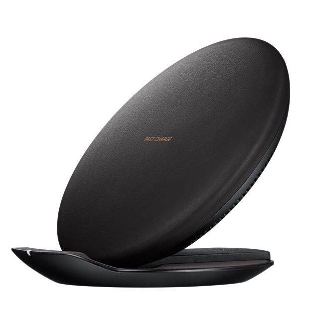 Nabíjačka bezdrôtová Samsung EP-PG950BB Fast Charge pre Samsung Galaxy S8-G950F, S8 Plus-G955F a Note 8-N950F, Black