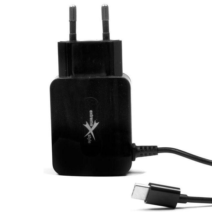Nabíjačka Extreme X Style Premium 3100 mAh s USB-C káblom + USB konektorom pre Váš tablet a smartfón