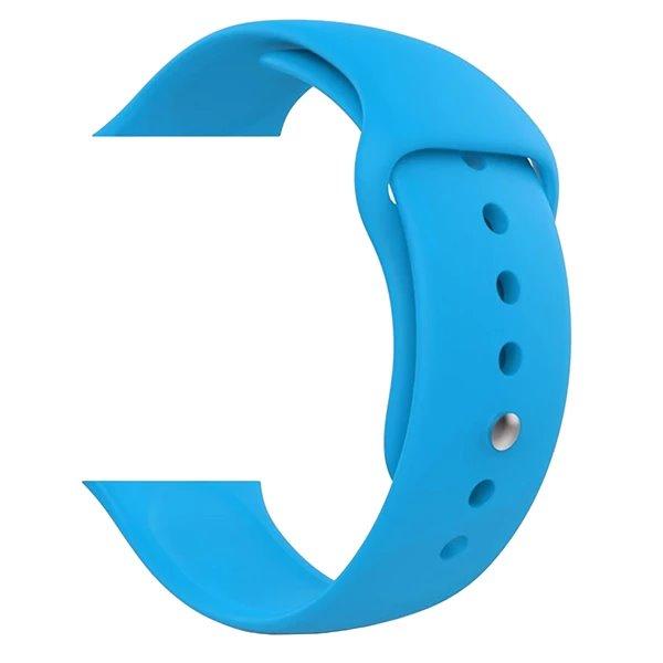 Náhradný remienok pre Apple Watch 42/44mm, blue