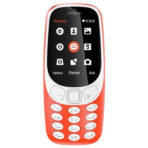 Nokia 3310 (2017), Red - SK distribúcia