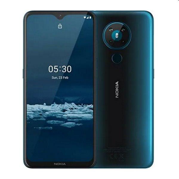 Nokia 5.3, Dual SIM, 4/64 GB, Blue - SK distribúcia
