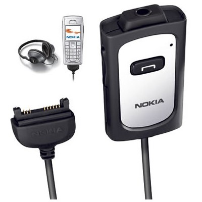 Nokia AD-46 - redukcia POP-PORT na 3.5mm stereo jack