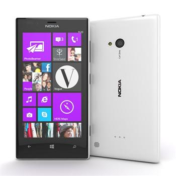 Nokia Lumia 720, WindowsPhone 8, White