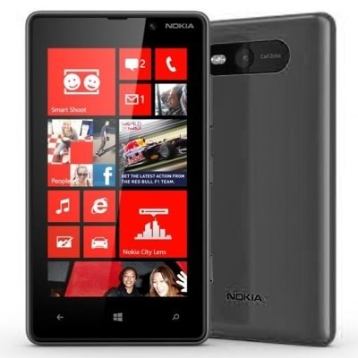 Nokia Lumia 820, WindowsPhone 8, Black