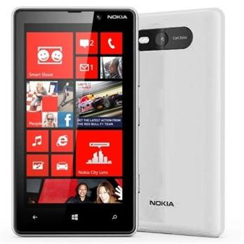 Nokia Lumia 820, WindowsPhone 8, White