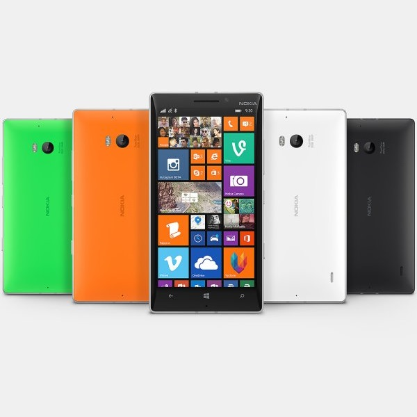 Nokia Lumia 930, Bright Orange - SK distrib�cia