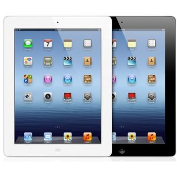 Novy Apple iPad 3, 64GB, Wi-Fi + 4G, White
