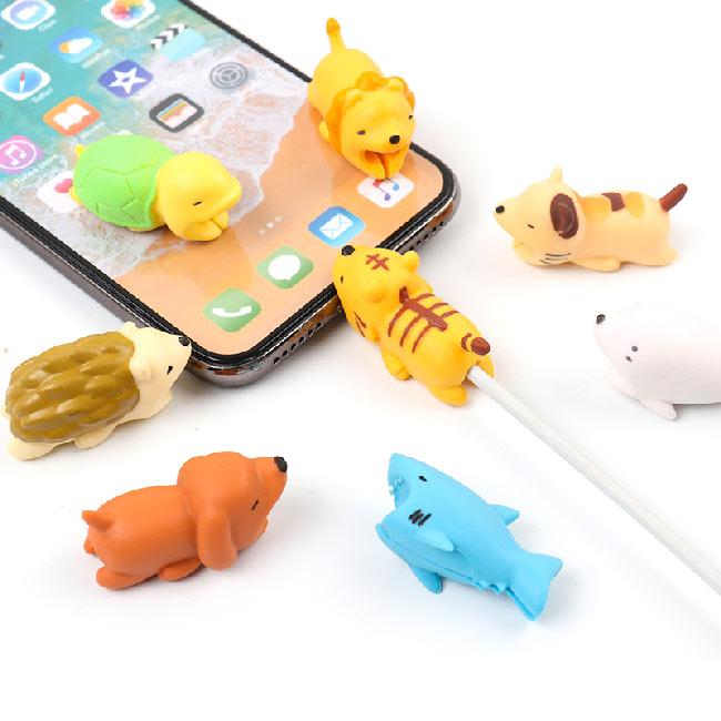 Ochrana USB kábla, mix zvieratiek