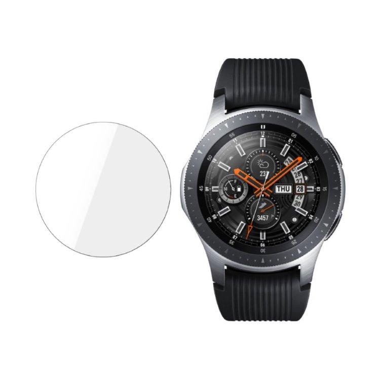 Ochranná fólia 3mk Shield pre Samsung Galaxy Watch SM-R800 (46mm) - 3 kusy