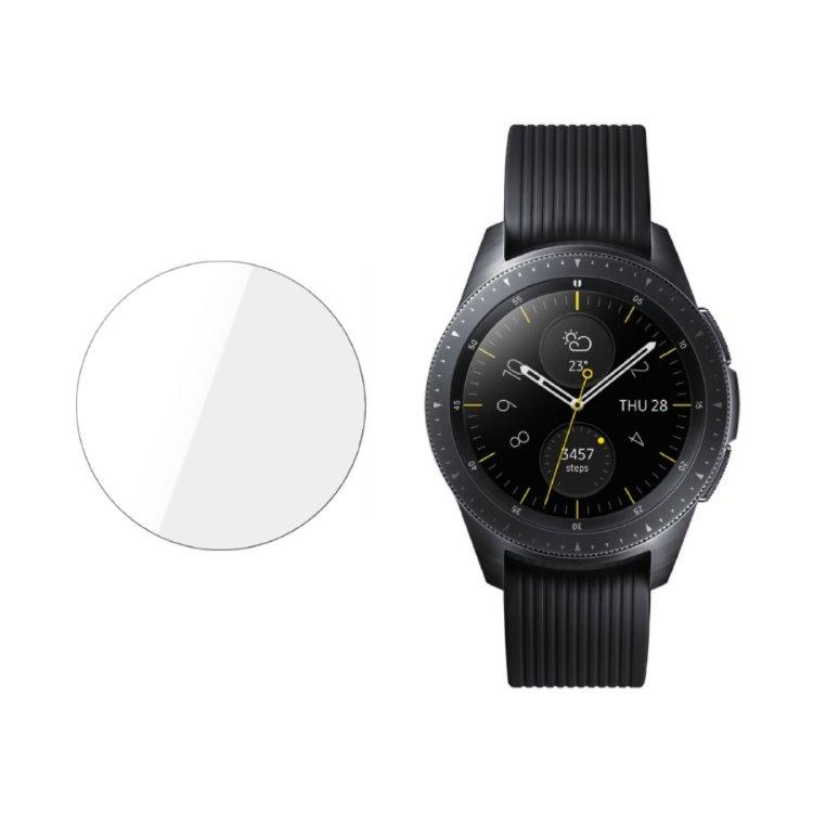 Ochranná fólia 3mk Shield pre Samsung Galaxy Watch SM-R810 (42mm) - 3 kusy