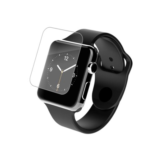 Ochrann� f�lia 4Smarts pre Apple Watch 38mm, 2ks
