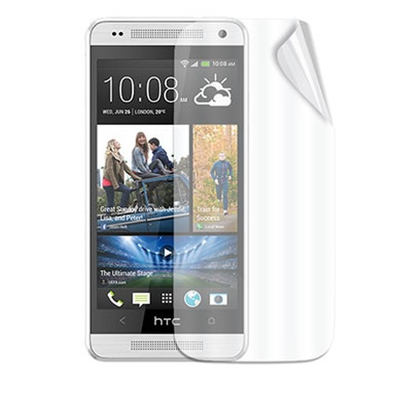 Ochrann� f�lia Celly pre HTC One Mini - 2ks, leskl�
