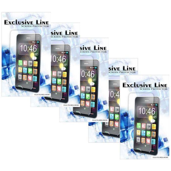 Ochranná fólia Exclusive Line pre Lenovo Vibe C2 - 5 ks