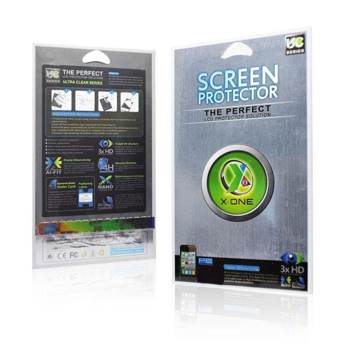 Ochranná fólia HD X ONE - Ultra Clear pre Samsung Galaxy Mega 6.3 - i9200