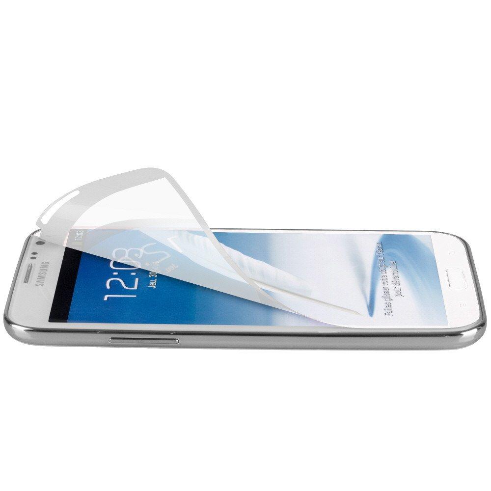 Ochranná fólia Mercury pre Samsung Galaxy Note 2 - N7100, White PAT-235886