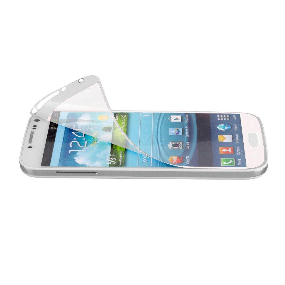 Ochranná fólia Mercury pre Samsung Galaxy S4 - i9505 a i9500, White PAT-235861