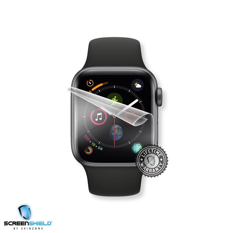 Ochranná fólia ScreenShield pre Apple Watch Series 4 (40 mm) - Doživotná záruka