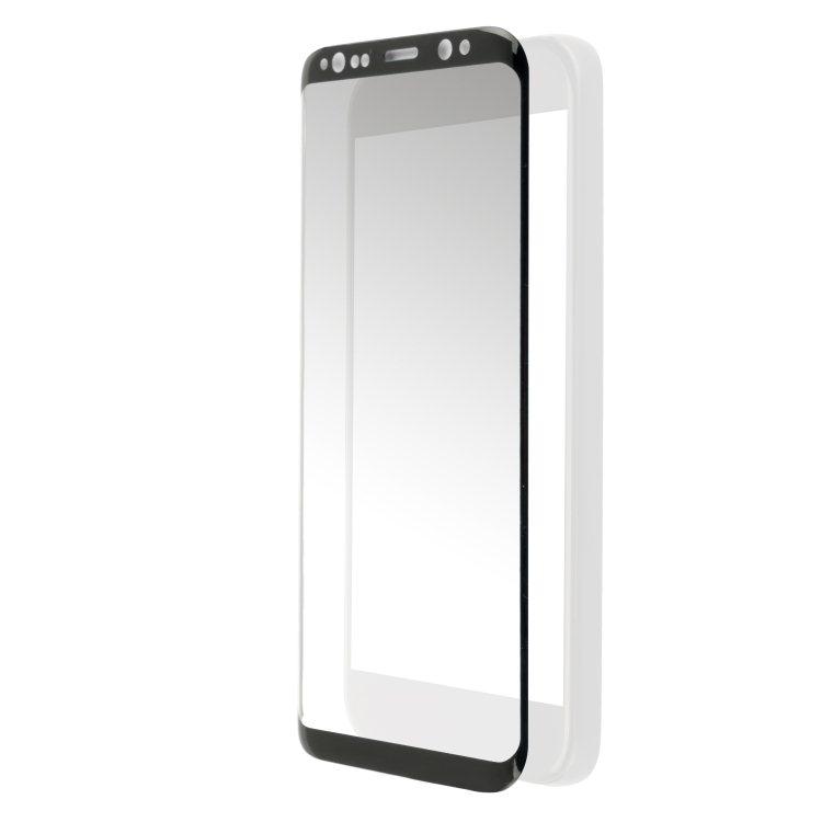Ochranné temperované sklo 3D 4Smarts pre Samsung Galaxy S8 Plus - G955F, Black