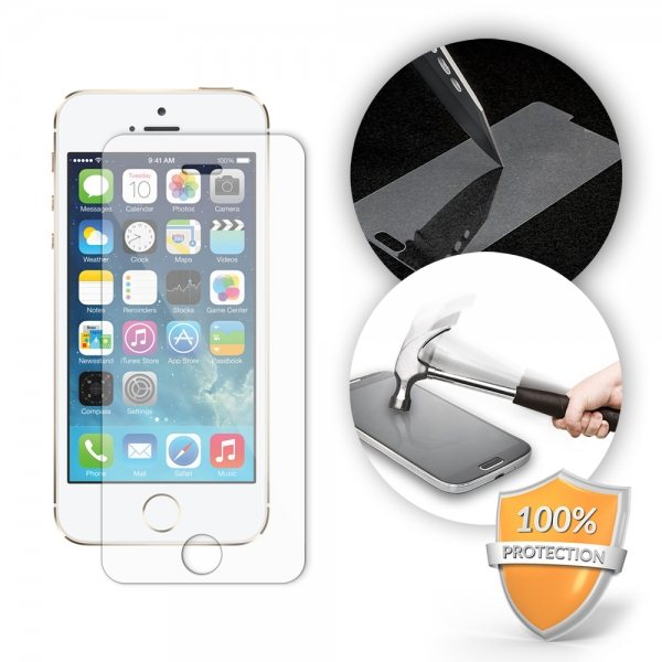Ochrann� temperovan� sklo Excelente pre Apple iPhone 5, Apple iPhone 5S a Apple iPhone SE