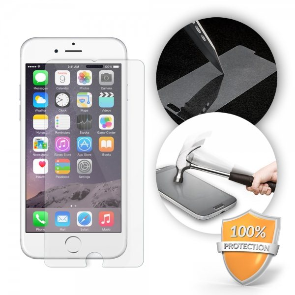 Ochranné temperované sklo Excelente pre Apple iPhone 7 Plus