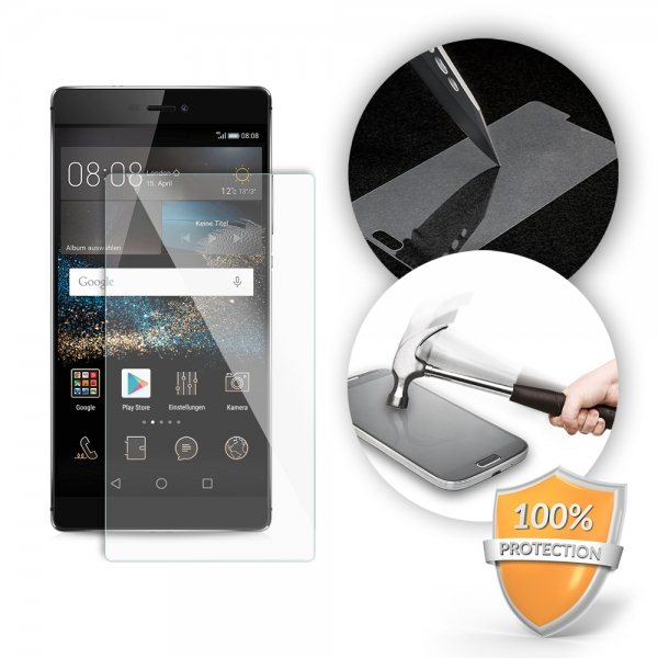 Ochranné temperované sklo Excelente pre Huawei P8 Lite