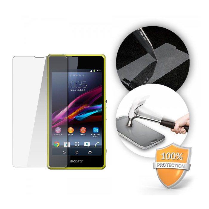 Ochranné temperované sklo Excelente pre Sony Xperia Z1 Compact - D5503