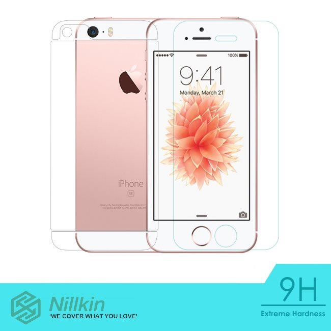 Ochrann� temperovan� sklo Nillkin Amazing H pre Apple iPhone 5, Apple iPhone 5S a Apple iPhone SE