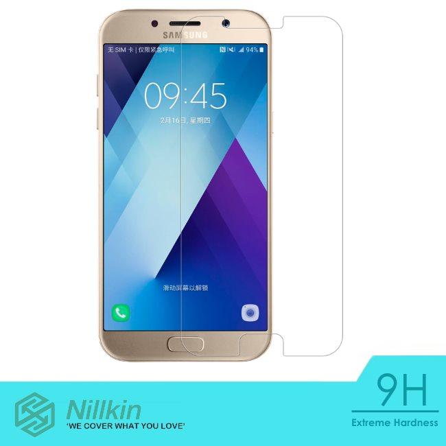 Ochranné temperované sklo Nillkin Amazing H pre Samsung Galaxy A3 2017 - A320F