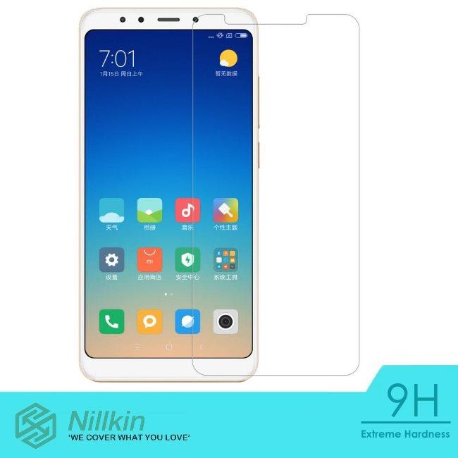 0e95afe55a398 Ochranné temperované sklo Nillkin Amazing H pre Xiaomi Redmi 5 Plus-