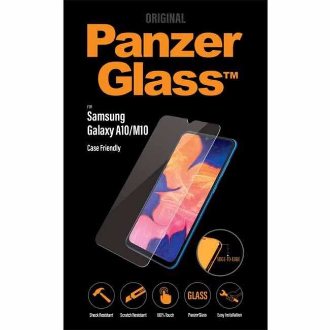 Ochranné temperované sklo PanzerGlass Case Friendly pre Samsung Galaxy A10 - A105F 7183