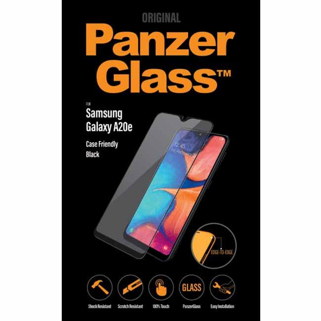 Ochranné temperované sklo PanzerGlass Case Friendly pre Samsung Galaxy A20e - A202F 7196