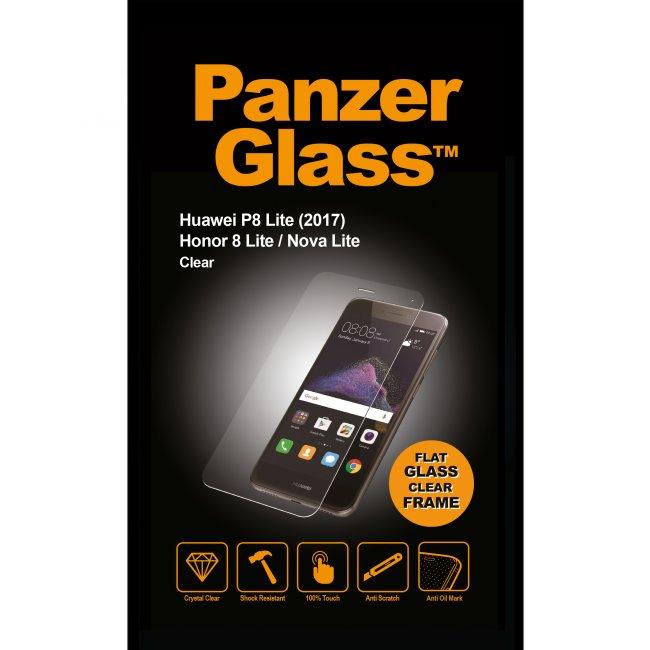 Ochranné temperované sklo PanzerGlass pre Huawei P8 Lite (2017 Edition)/Honor 8 Lite/Nova Lite 5274