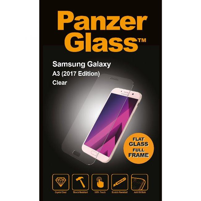 Ochranné temperované sklo PanzerGlass pre Samsung Galaxy A3 (2017) - A320F 7102