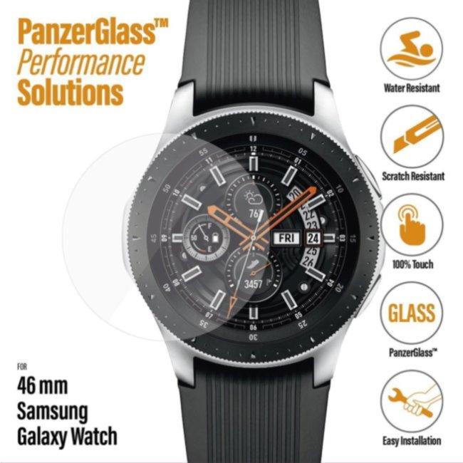 Ochranné temperované sklo PanzerGlass pre Samsung Galaxy Watch 46 mm