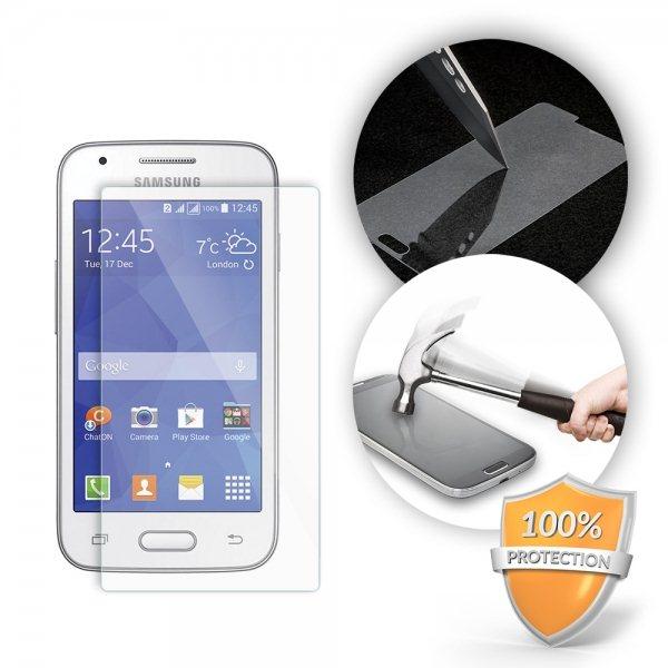 Ochranné temperované sklo pre Samsung Galaxy S Duos - S7562, S7582 a Trend S7560, S7580