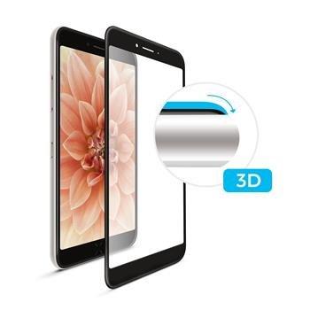 Ochranné tvrdené sklo FIXED 3D Full-Cover pre Samsung Galaxy A7 (2018), Black