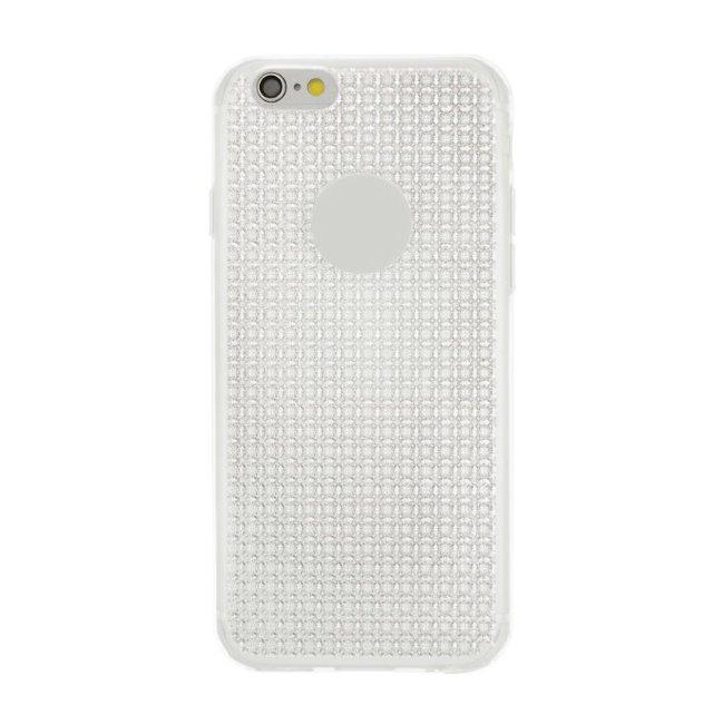 Ochranný kryt REFLEK 4-OK pre Apple Iphone 6/6S, Tranparentný