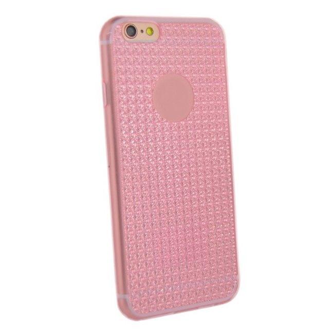 Ochranný kryt REFLEK 4-OK pre Apple iPhone 6 a 6S, Pink