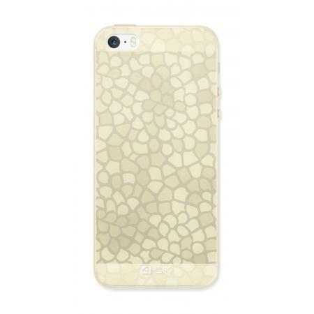 Ochranný ozdobný kryt 4-OK pre Apple Iphone 6/6S, Zlatý