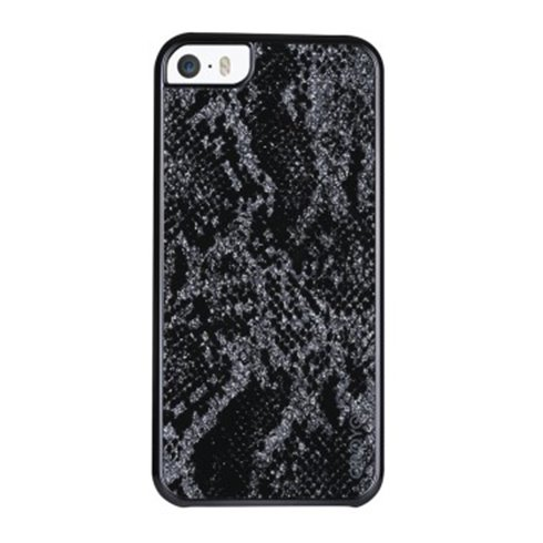 Odoyo kryt Glamour pre iPhone SE/5S/5, twinkle snake PH382SE