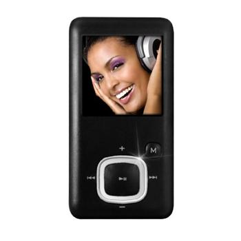 Odys MP-X27 Viva 4GB, Audio-Video prehr�va� | Black - pou�it�, z�ruka 3 mesiace