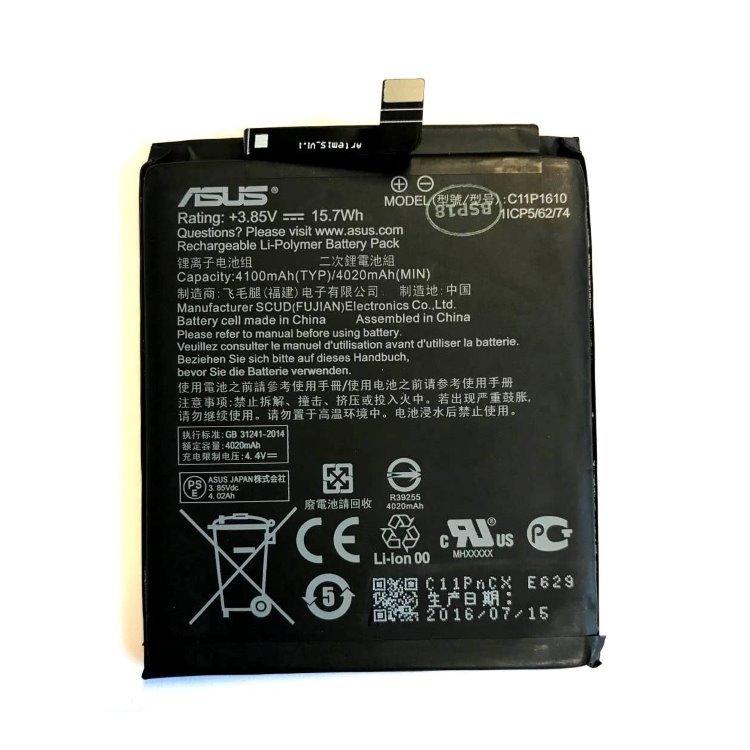 Originálna batéria Asus ZenFone 3 GO - ZB500KG a ZB500KL (2660mAh) C11P1602