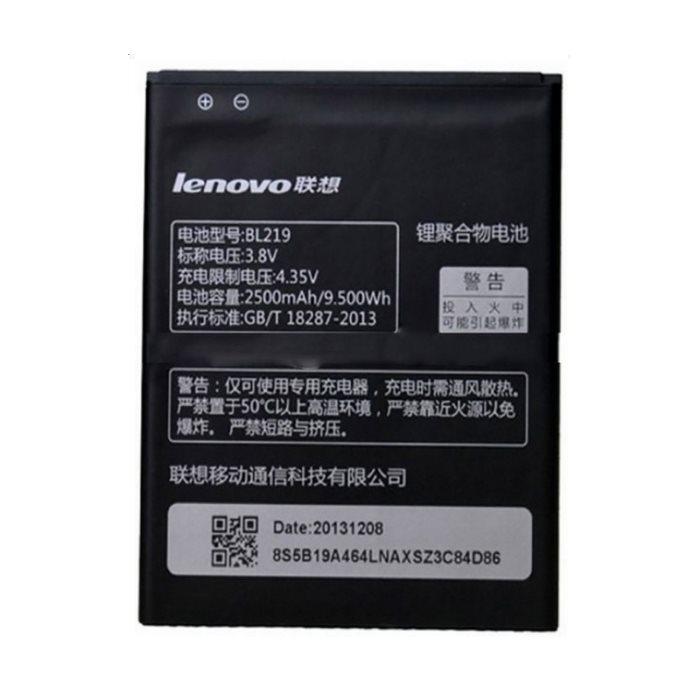 Originálna batéria Lenovo BL219, (2500 mAh)